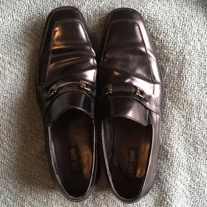 Black dress shoes Stacy Adams